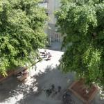 Blick aus der Ferienwohnung in Florentin (Tel Aviv, Israel)