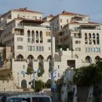 Schöne Häuser in Alt Jaffa, Tel Aviv