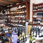 Wein - der hier aber relativ teuer ist