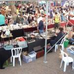 Antiquitäten- und Trödel-Markt in Tel Aviv