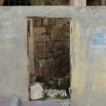 Gegensätzliche Grafiti