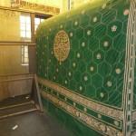 Das Grabmal von Abraham