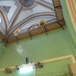 Die Moschee im Inneren