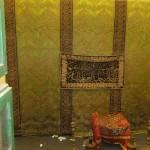 Das Grabmal von Sara – der Frau von Abraham