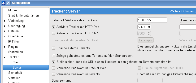 how to add trackers vuze