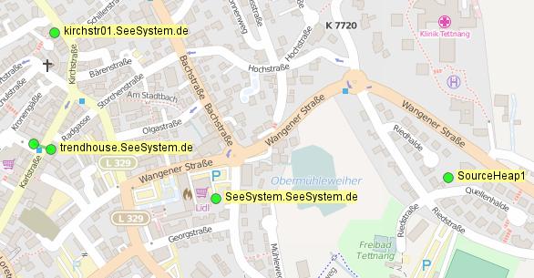 Freifunk-Status Tettnang, Stand 26.7.2015