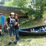 Josef und Ulrike - vor dem Einsetzen