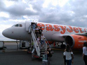 Ankunft in Nantes