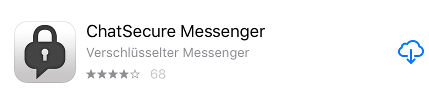 ChatSecure statt WhatsApp