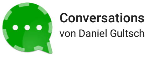 Conversations statt WhatsApp