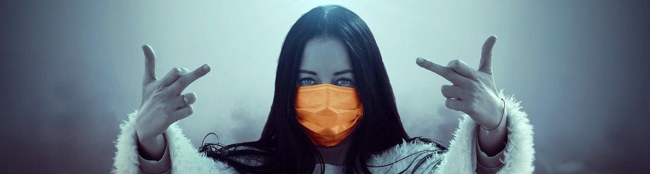 Mask - by Stefan Keller (KELLEPICS) Pixabay